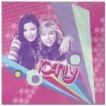 ICARLY NAPKINS